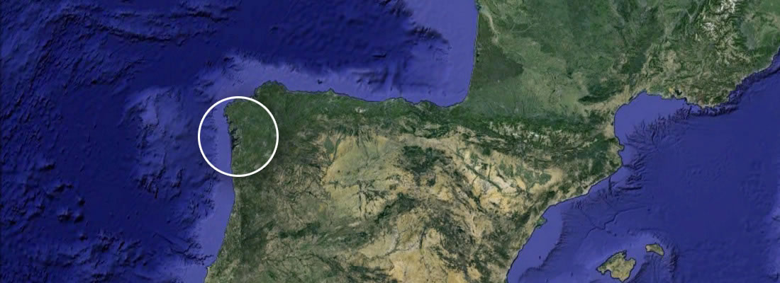 Integasa - Heat exchangers & Pressure vessels location in Spain