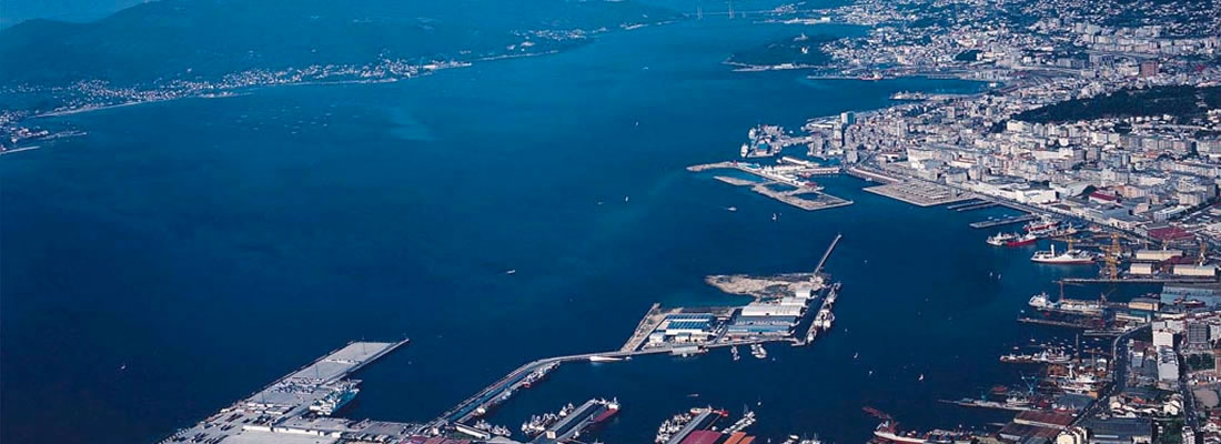 Integasa - Heat exchangers & Pressure vessels location in Vigo