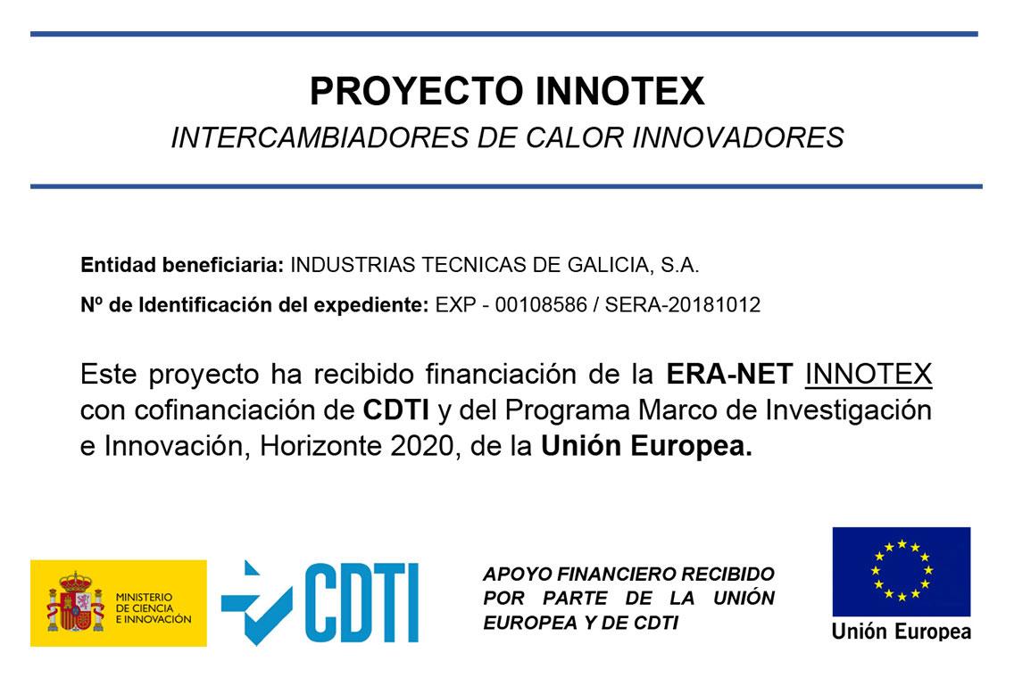 Proyecto Innotex Integasa 2020