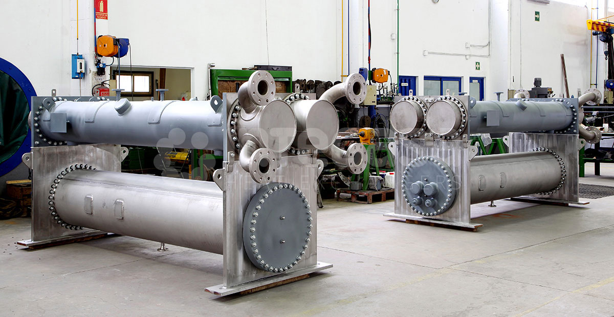 HFC's Condensers and Chillers