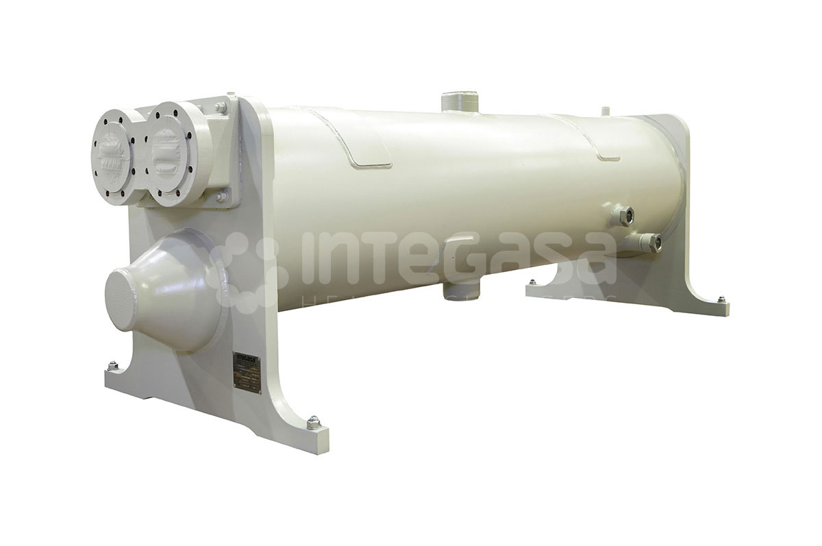 HFC's and NH3 CONDENSERS FOR MARINE APPLICATIONS