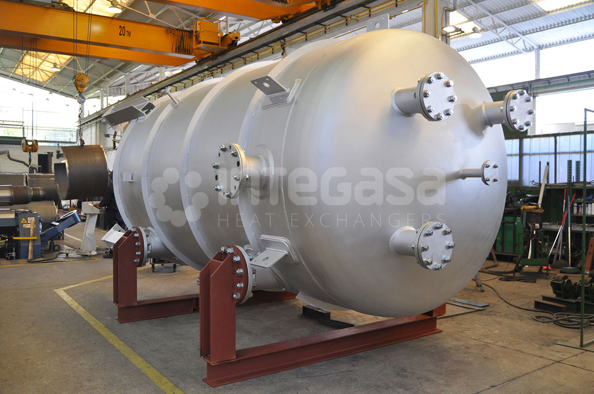 PRESSURE VESSELS FOR ITER