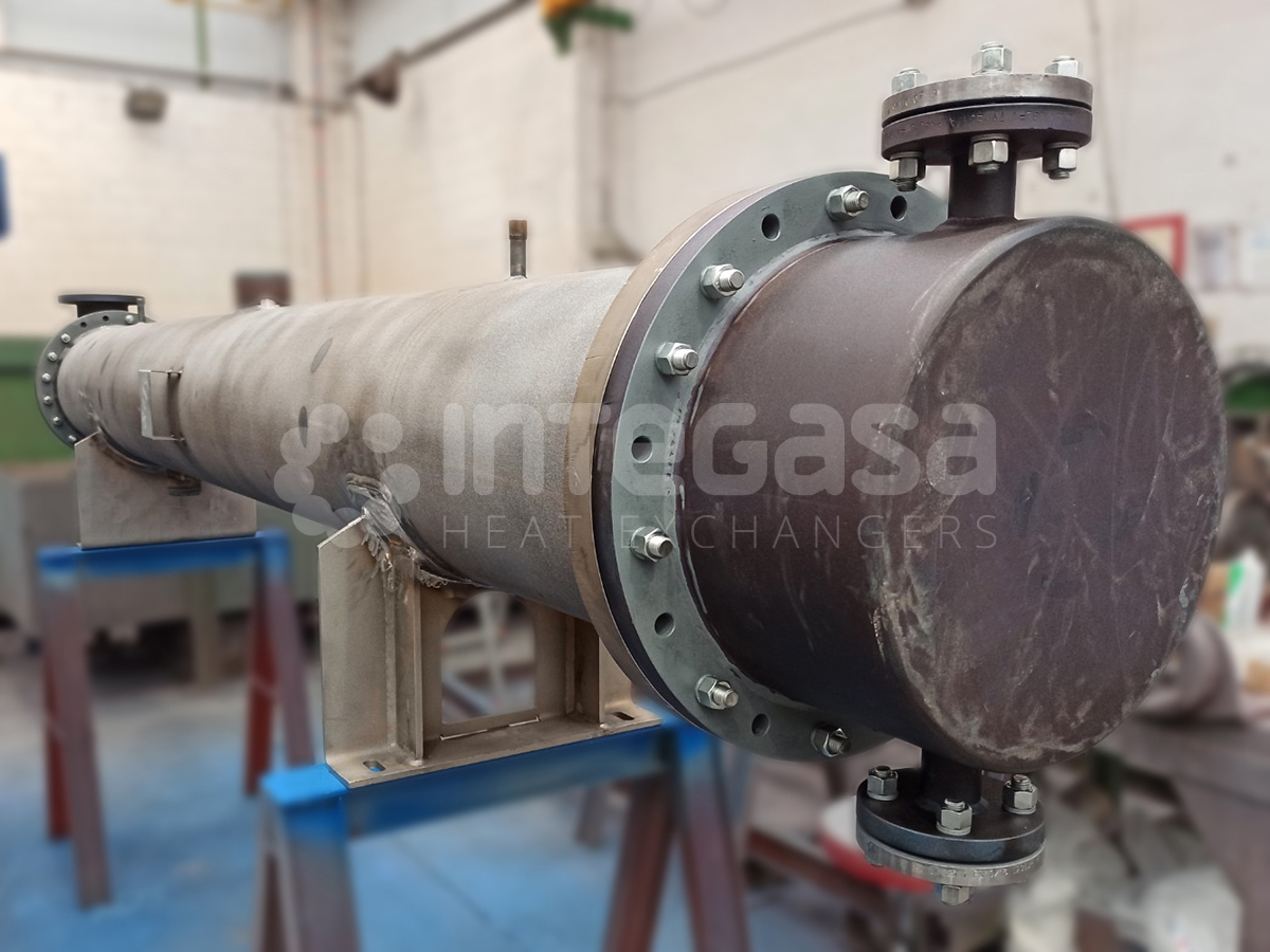 NH3 condensers